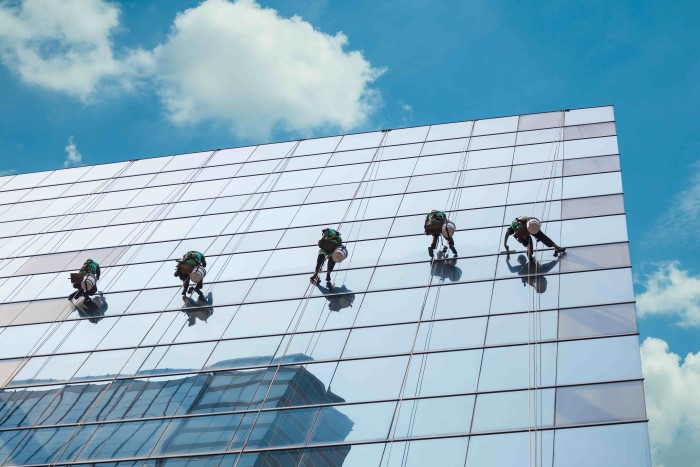 External Facade Cleaning: A Necessity in Singapore Buildings